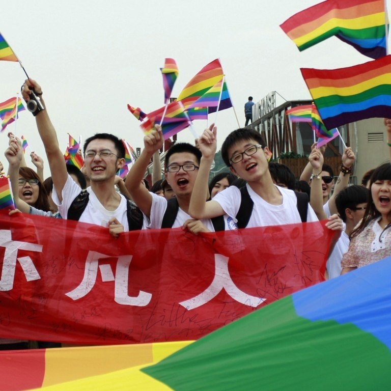 Gay rights in 90s china