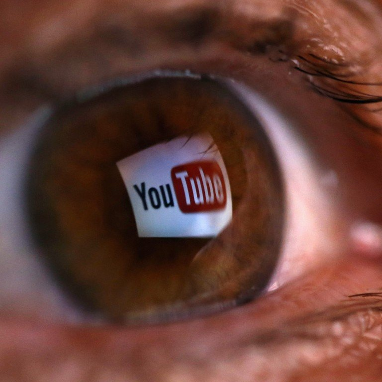 YouTube labels government-funded news videos in Hong Kong