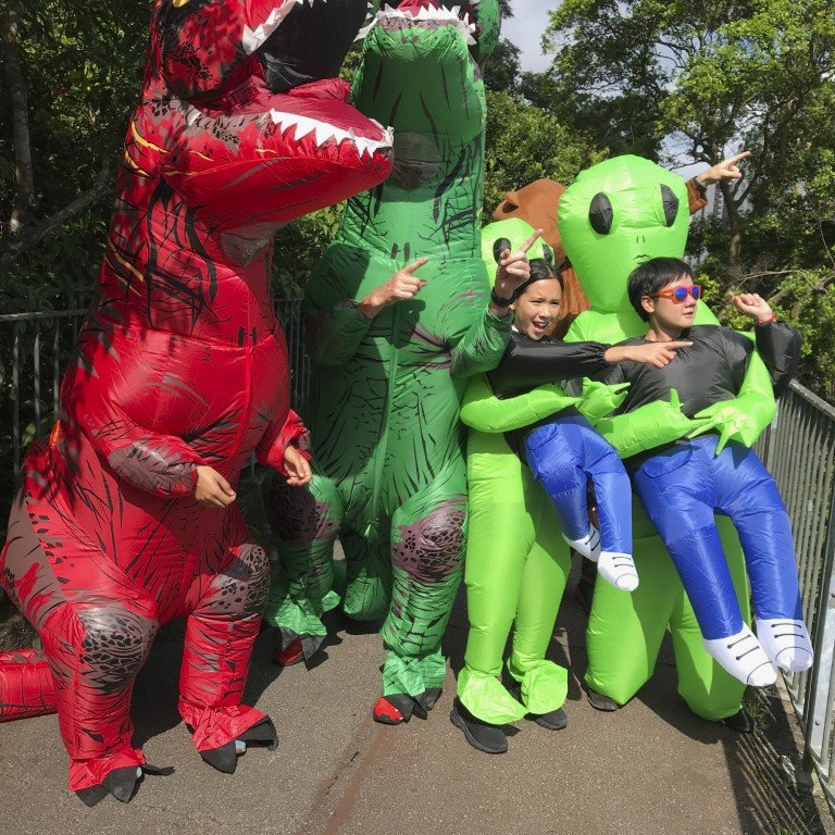 Hong Kong running challenge that is family friendly and