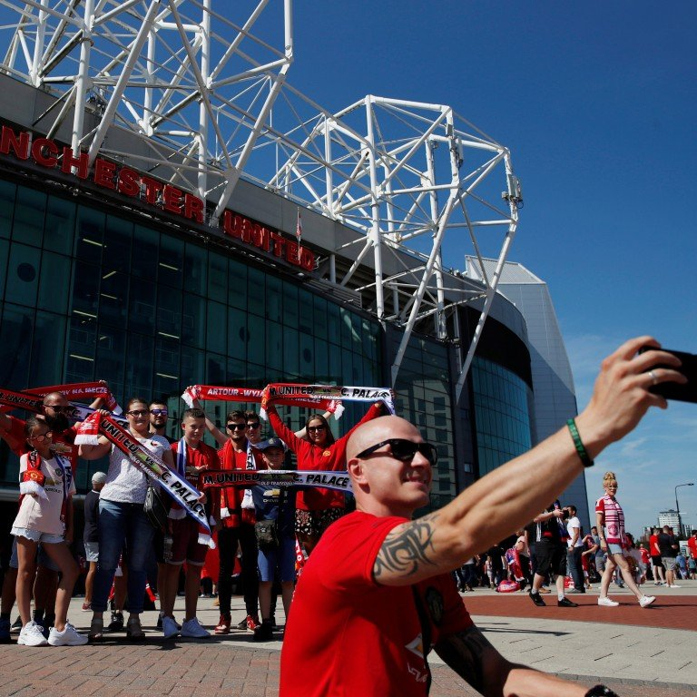 manchester united selling old trafford naming rights would be a shame but stadium needs expanding south china morning post manchester united selling old trafford