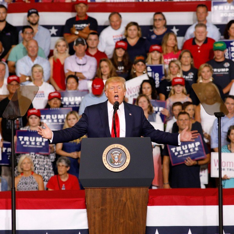 Donald Trump's 2020 Presidential Campaign Set To Be Hit By