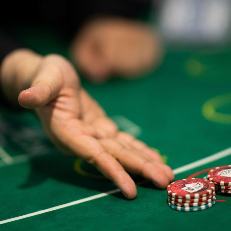 Players odds in blackjack