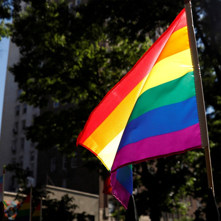 Christian and gay: LGBT church group first to worship at