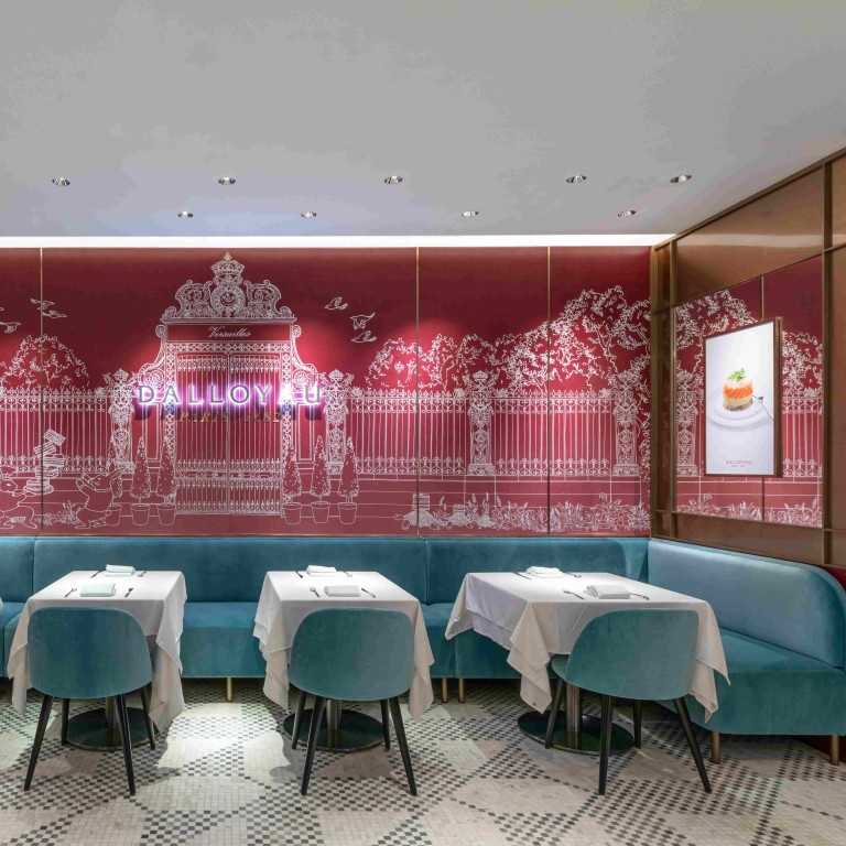 Historic French restaurant Dalloyau opens outlet in the