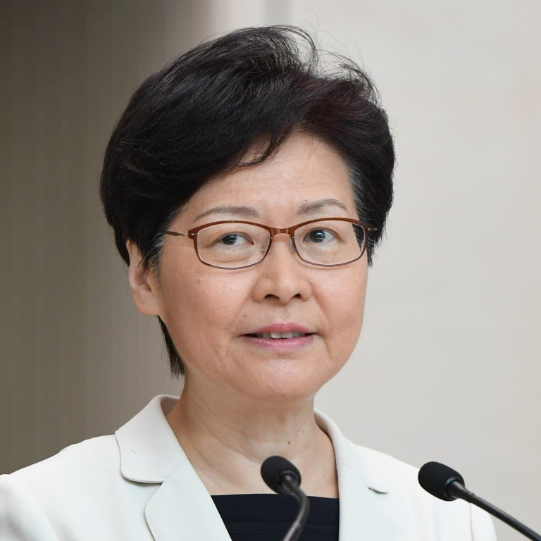 Image result for carrie lam