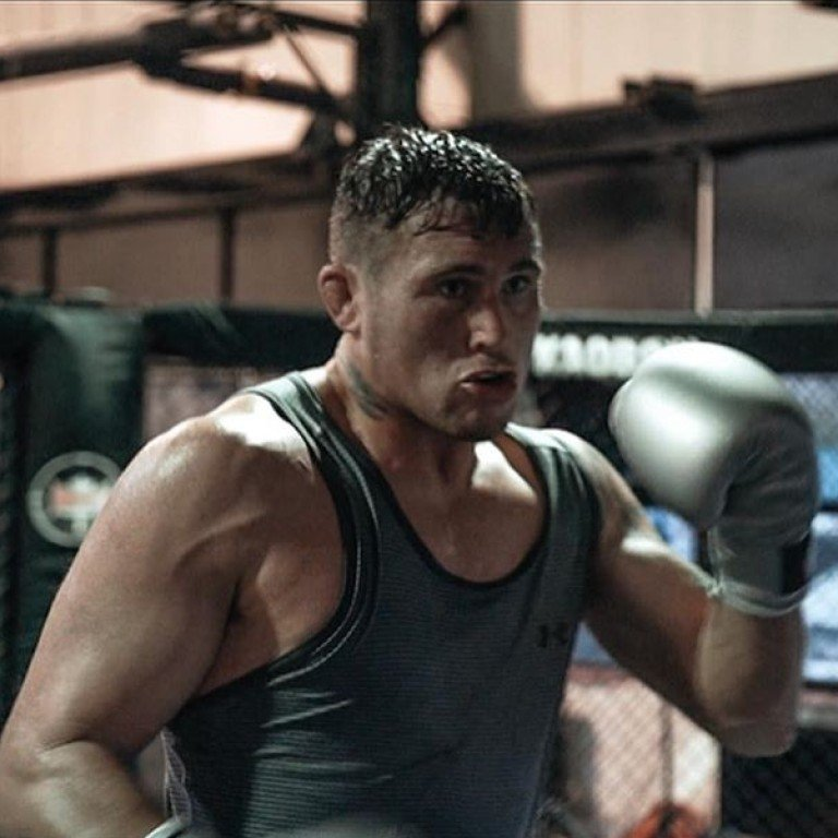 Darren Till looks huge ahead of UFC middleweight debut