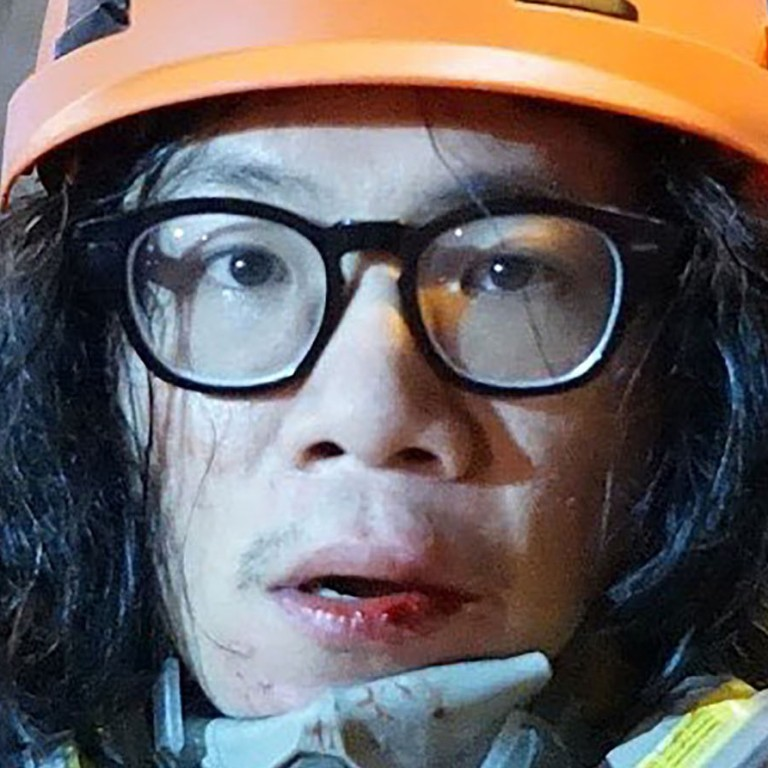 Hong Kong Journalists Association condemns attack on