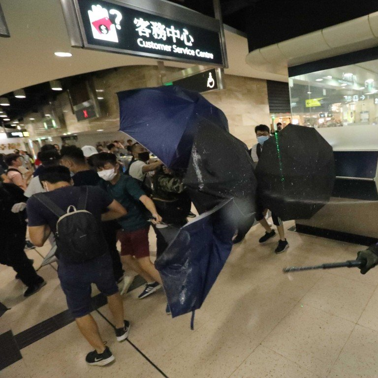Answer to Hong Kong protest crisis lies at home, not in
