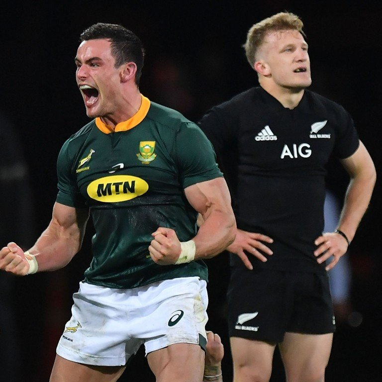 Rugby World Cup 2019 Lose Opener At Your Peril As New Zealand And South Africa Hope To Stay On Right Side Of History South China Morning Post