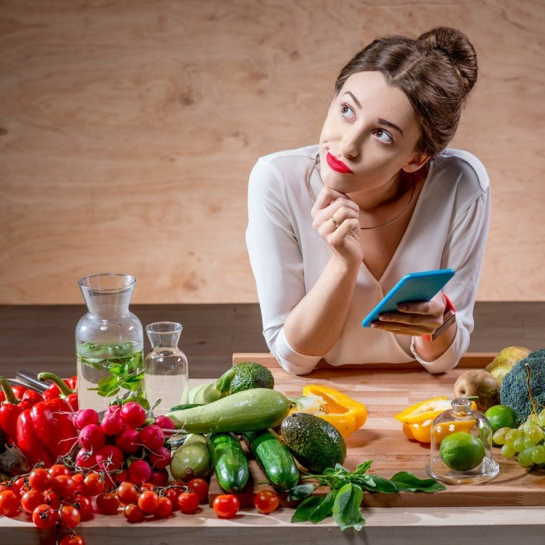 Following a plant-based diet has become easier as more apps come onto the market.