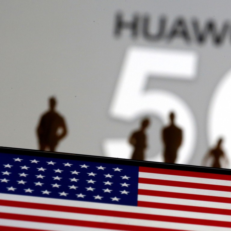 Huawei has a plan to create a telecoms rival in the US ...