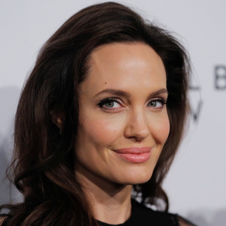 Angelina Jolie And 4 Other Celebrities Who Have Shared Their Inspiring Stories For Breast Cancer Awareness Month South China Morning Post