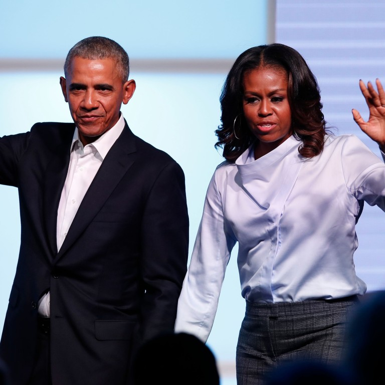 Barack Obama And Michelle Obama Will Talk At Singapore