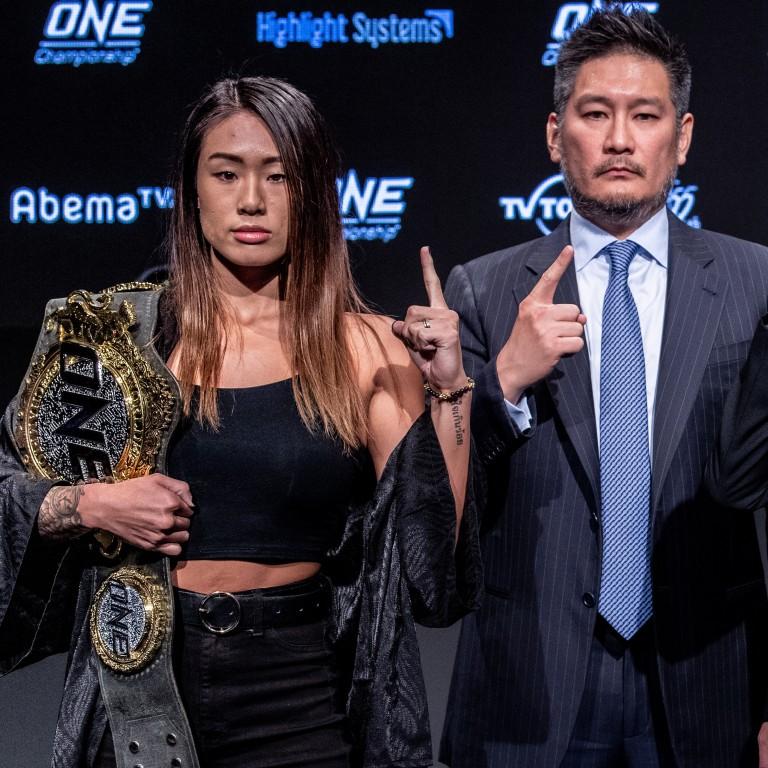 One Championship: Angela Lee targets Xiong Jingnan trilogy