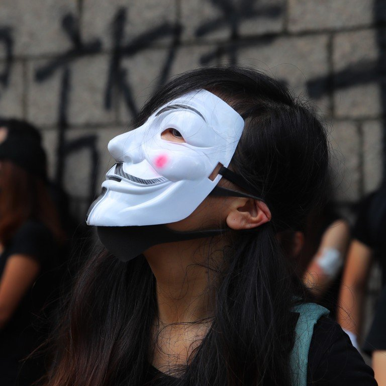 The Sad Irony In Hong Kong Protesters Fight For Democratic