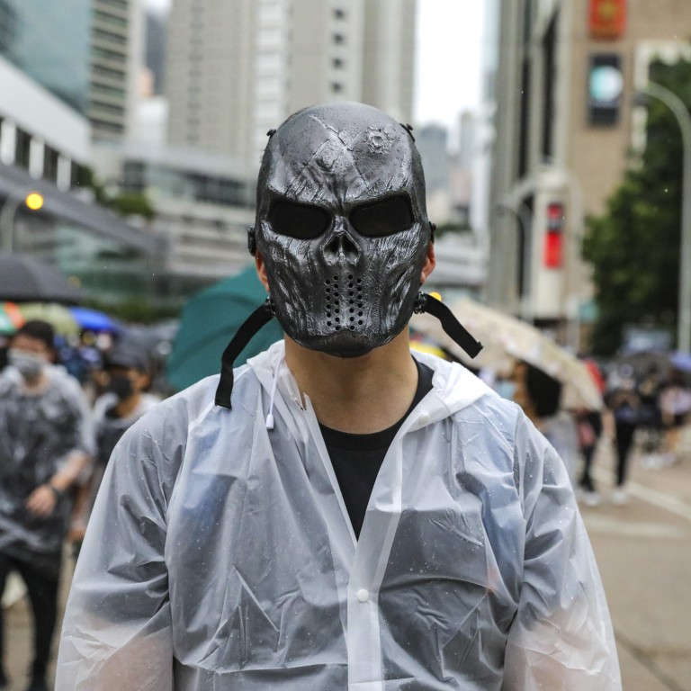 The Hong Masks Bans As Wearing From Protesters Kong We Uncover