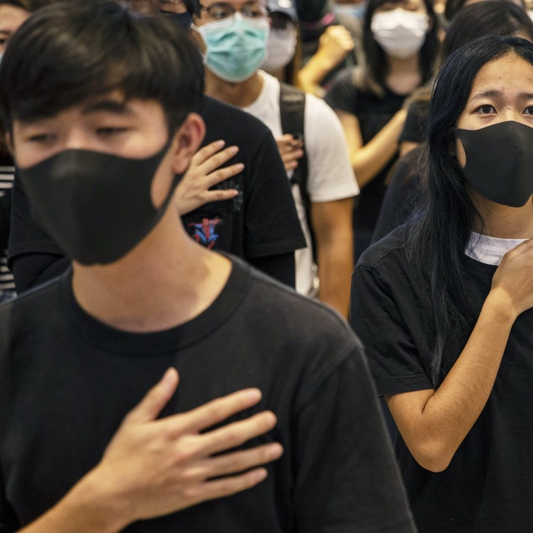 China Bans Exports Of Black Clothing To Hong Kong Amid Protests All Mailings To City Severely Investigated Courier Firm Worker Says South China Morning Post