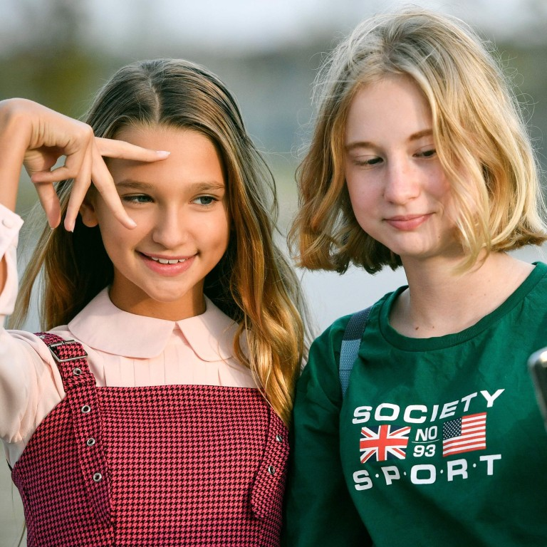 Famous at 11 child Instagramers in Russia and how they\u0027re