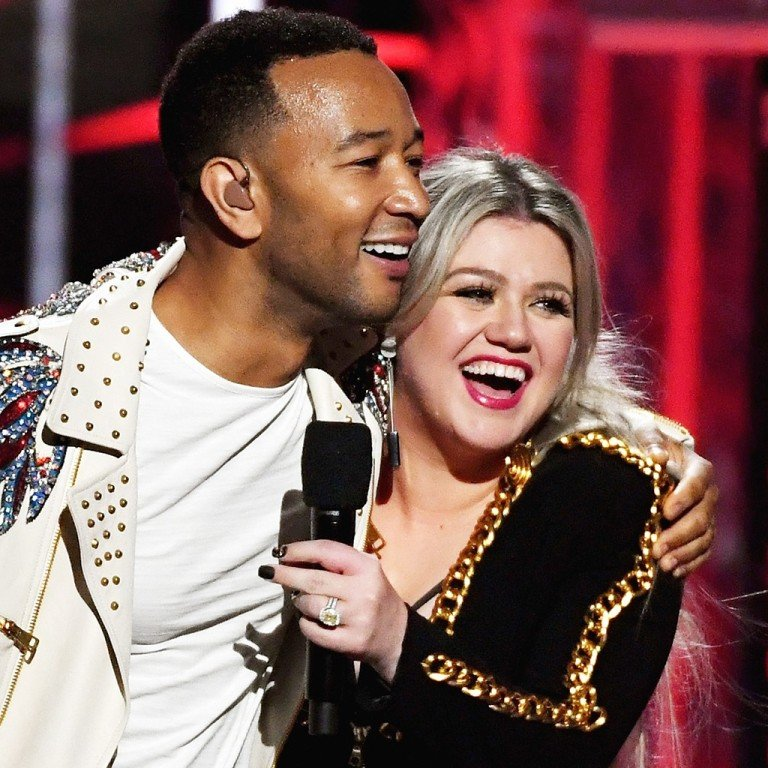 Updated version of 'date rape' Christmas song released by John Legend, Kelly Clarkson | South ...