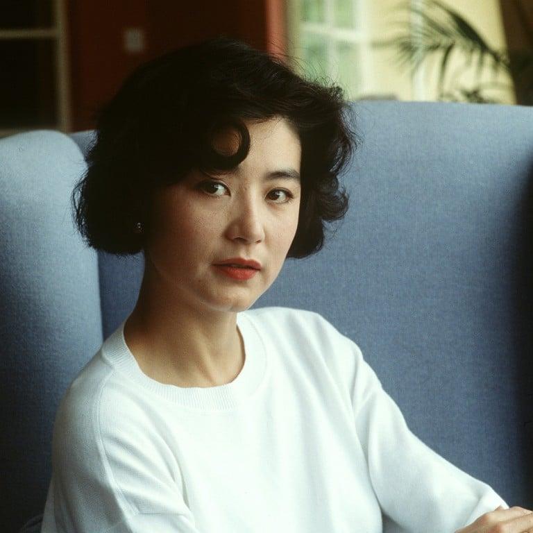 Taiwanese Film Star Brigitte Lin