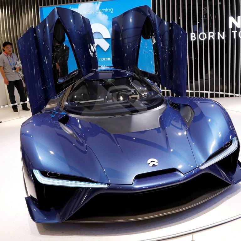 Tesla challenger Nio, Intel's Mobileye to bring autonomous