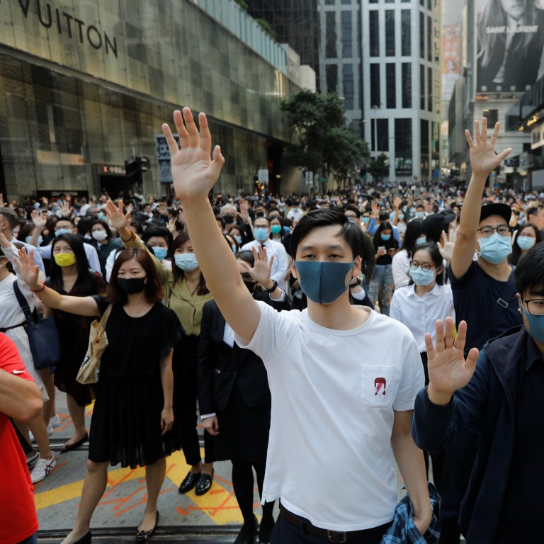 To Radical Face Kong Over Signals Sent Hong Protesters Court Wrong