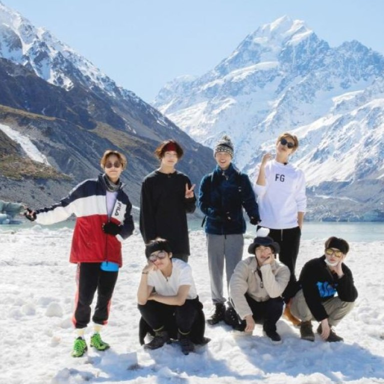 Finally Bts Reality Series Bon Voyage Is Now Streaming Its 4th