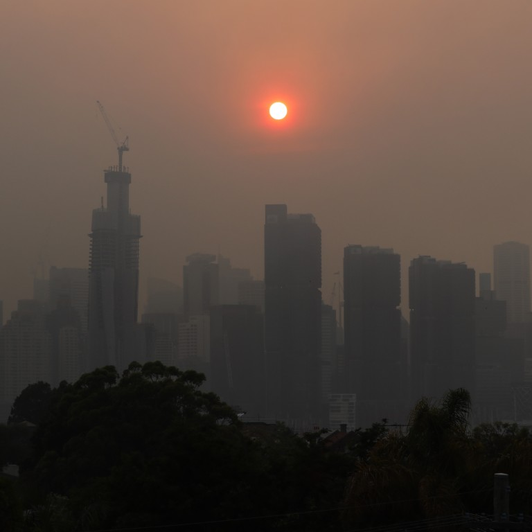 Sydney blanketed by smoke as air pollution hits record ...