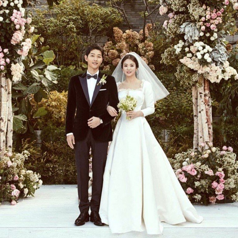 Korean Celebrity Wedding Photos: Before Song-Song Couple: Song Hye-kyo's Other Lovers And