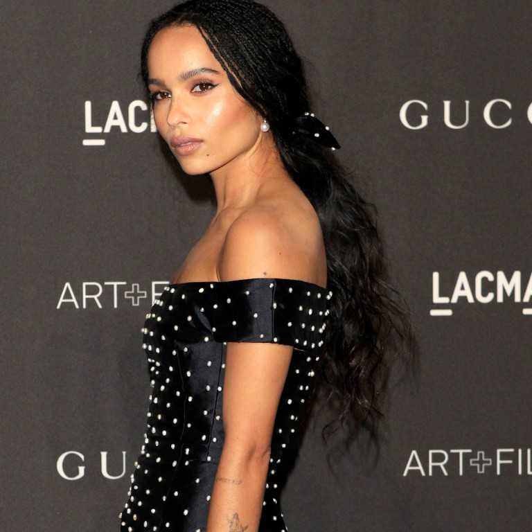 Big Little Lies Zoe Kravitz Talks About Working With