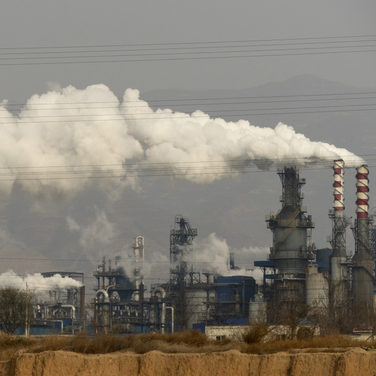 China's plans for new coal plants risk undermining battle