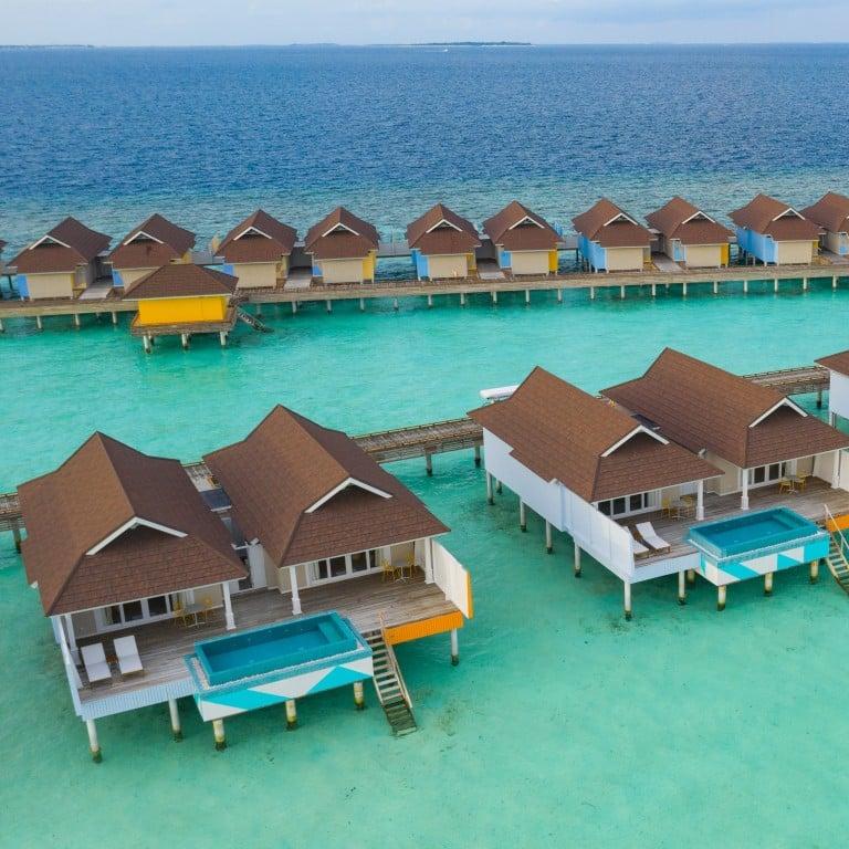 The Standard, Huruvalhi Maldives: American Hotel Brand