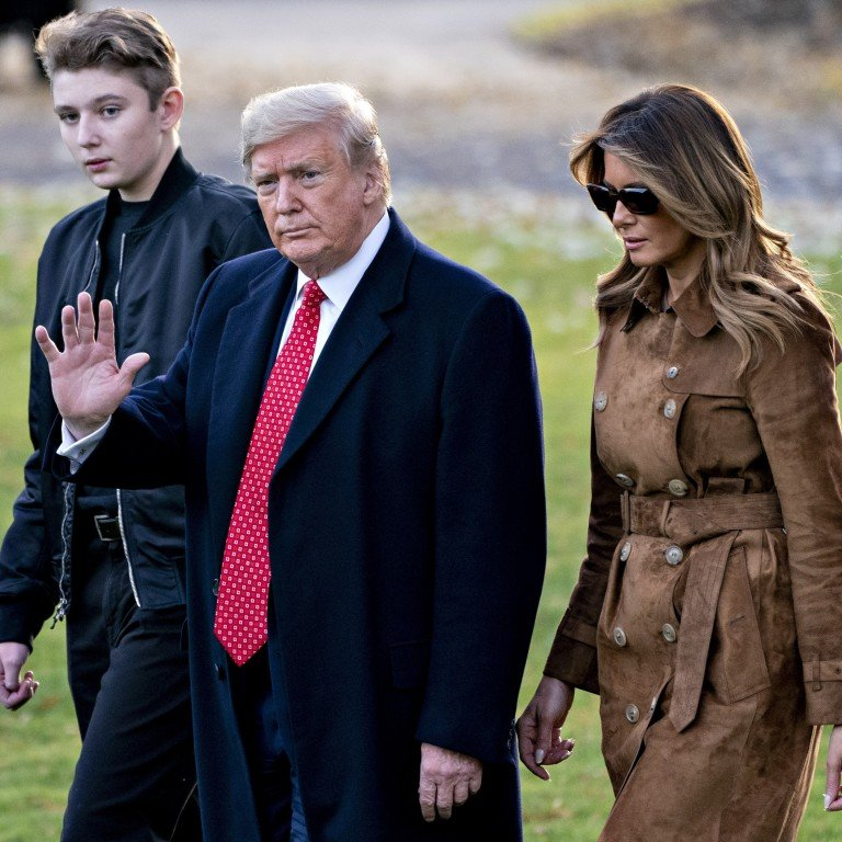 Melania Trump Wades Into Impeachment Fight To Defend Teen