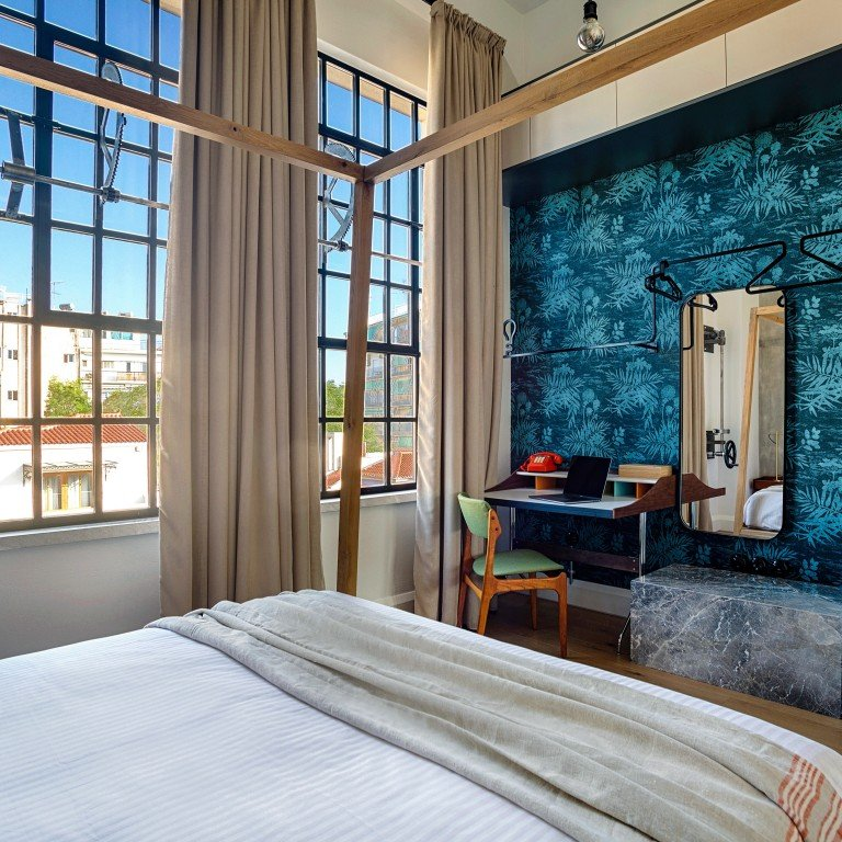 The Foundry Suites: A Boutique Chic Hotel In Athens