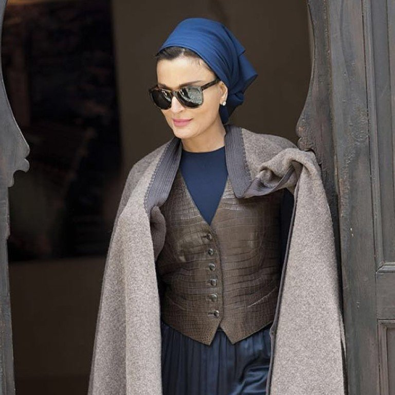 4 things you need to know about Qatar queen Sheikha Moza bint Nasser – fashion icon, Instagram star and philanthropist | South China Morning Post