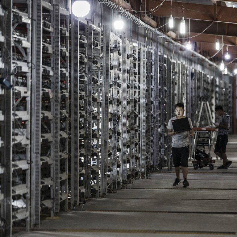 what do cryptocurrency miners do