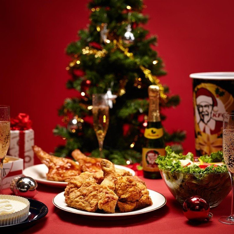 7 Christmas dinners from around the