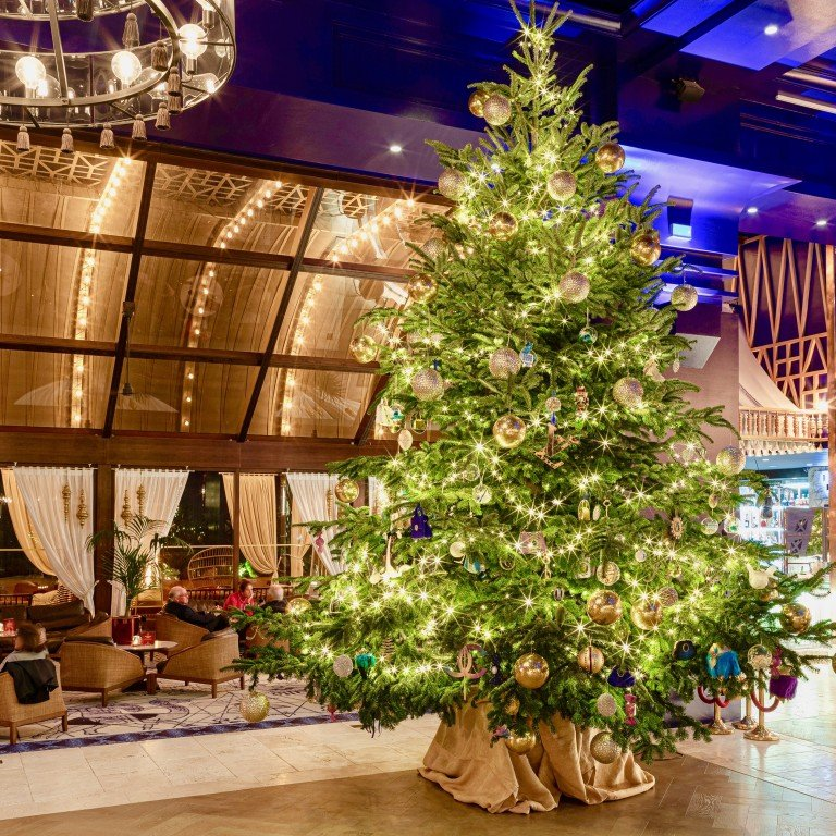 Most Popular Christmas Tree: From Swarovski Tree Ornaments To US$6,000 Crackers: How To