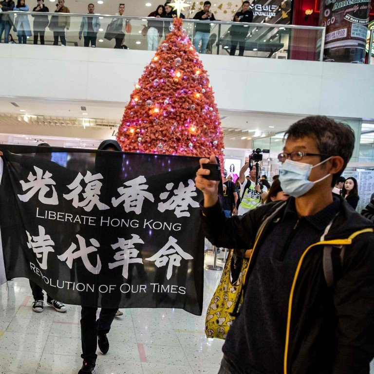 Harbour City Hong Kong Christmas 2020 What Xi Jinping, Carrie Lam and Hong Kong protesters can do to