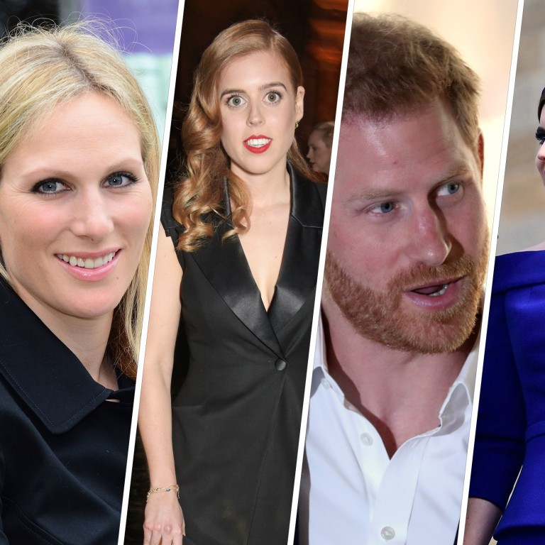 Topic Prince Harry: Meghan Markle And Prince Harry Aren't The First To Spurn