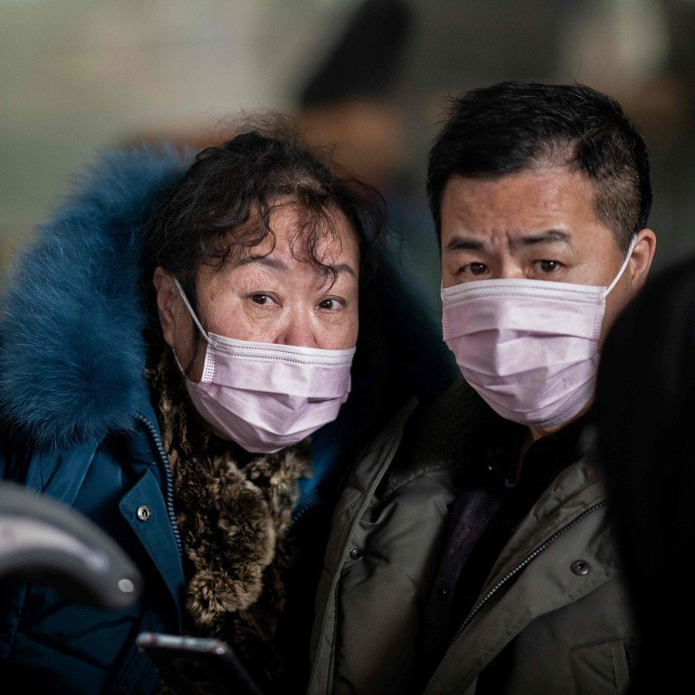 Wuhan Pacific Air Coronavirus Sends Stocks Cathay China Lockdown