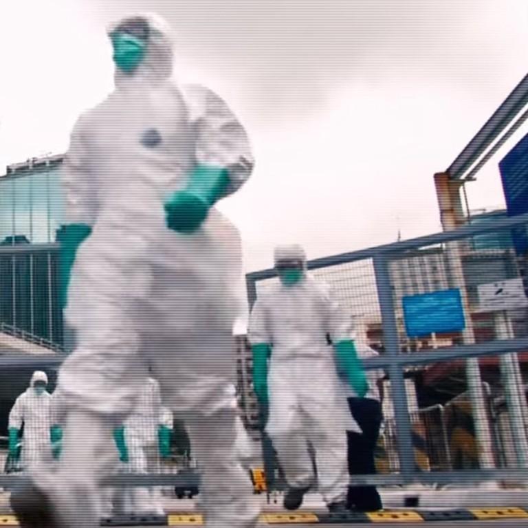 Pandemic, Netflix Series About Doctors, Scientists