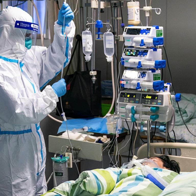 corona patients in china ile ilgili görsel sonucu
