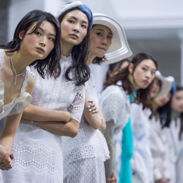 Chinese Fashion Designer Alicia Lee Is The Antidote To Chain Store Blandness Here S Why Her Clothes Are Popular With The Professional Career Woman South China Morning Post