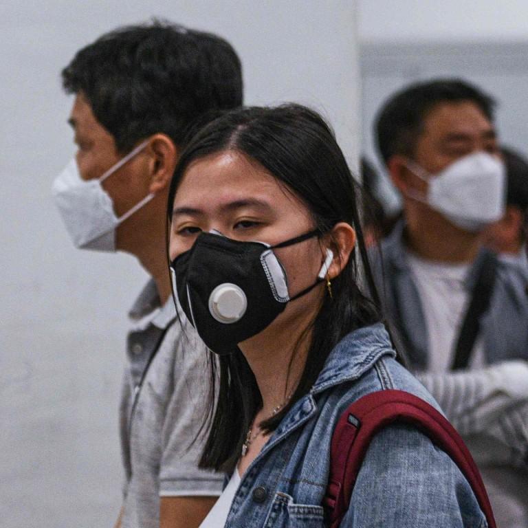 masque anti-coronavirus