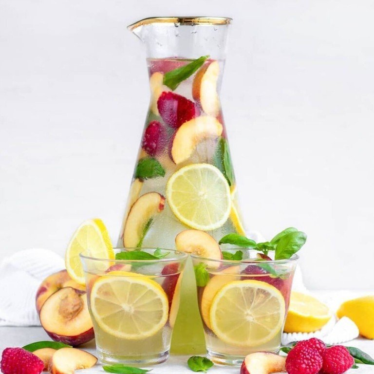 Does drinking lemon water really help