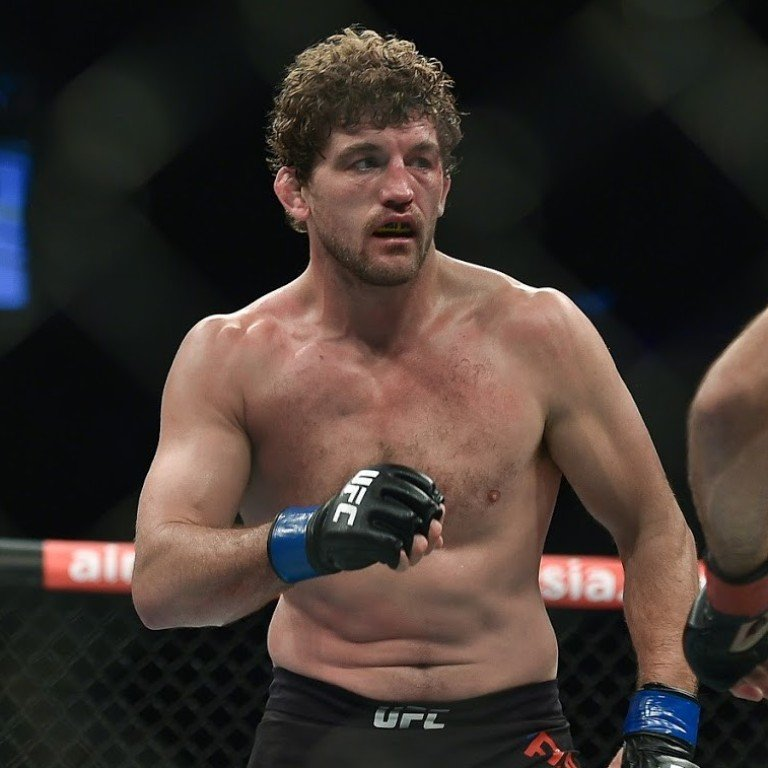 What was the reason for Ben Askrens 1-2 record in the UFC ...