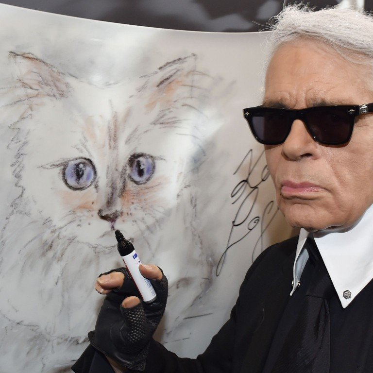 Karl Lagerfeld One Year On Chanel And Fendi Designs Pay Tribute To The Master Designer South China Morning Post