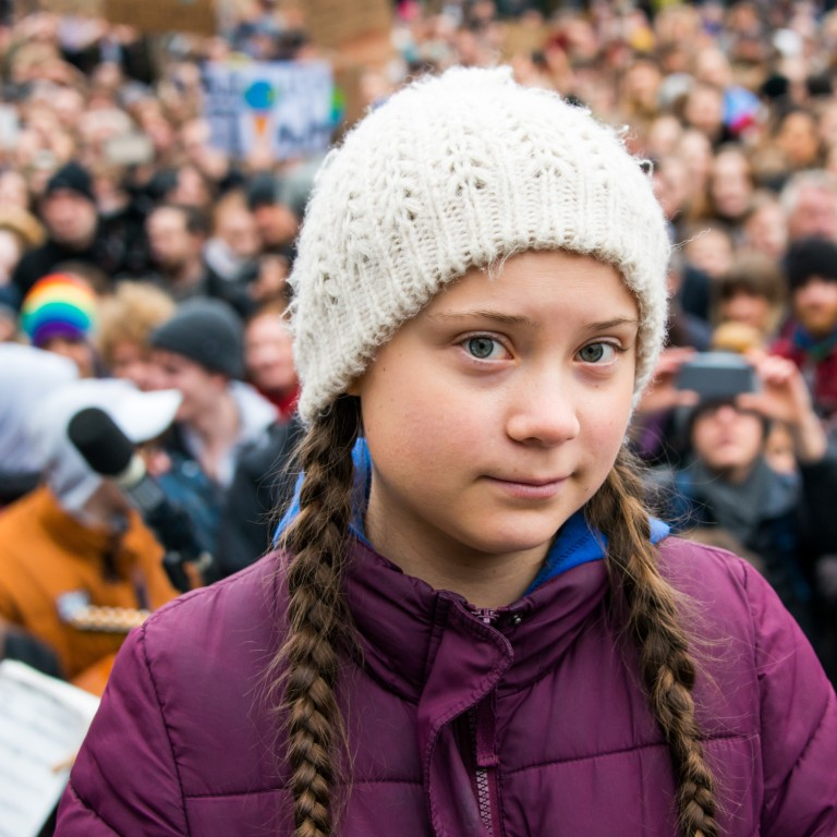 Canada Oil Company Sorry For Sexualised Greta Thunberg Image
