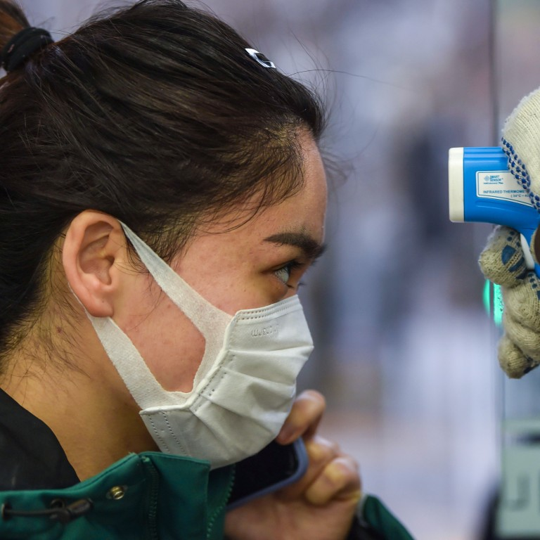 Are Temperature Checks Effective In Stopping The Spread Of The Coronavirus South China Morning Post